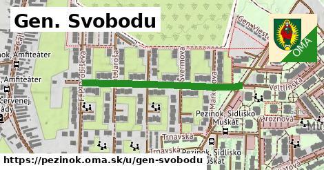 ilustrácia k Gen. Svobodu, Pezinok - 369m