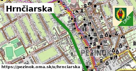 ilustračný obrázok k Hrnčiarska, Pezinok