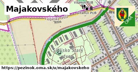 ilustrácia k Majakovského, Pezinok - 463m