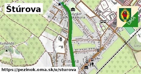 ilustrácia k Štúrova, Pezinok - 0,71km