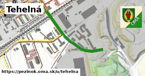 ilustrácia k Tehelná, Pezinok - 386m