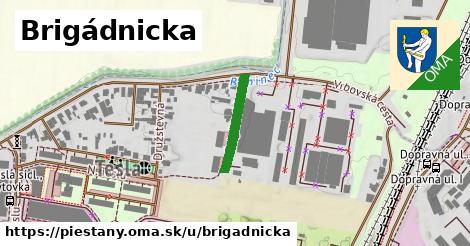 ilustrácia k Brigádnická, Piešťany - 159m