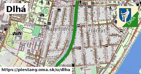 ilustrácia k Dlhá, Piešťany - 0,75km