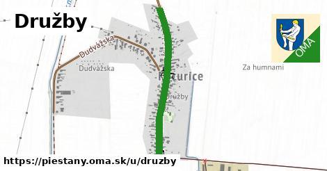 ilustrácia k Družby, Piešťany - 0,72km