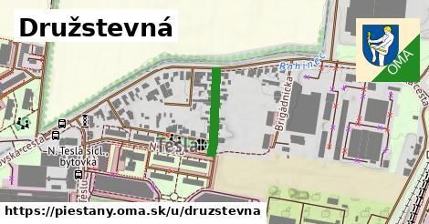 ilustrácia k Družstevná, Piešťany - 130m