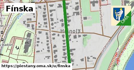 ilustračný obrázok k Fínska, Piešťany