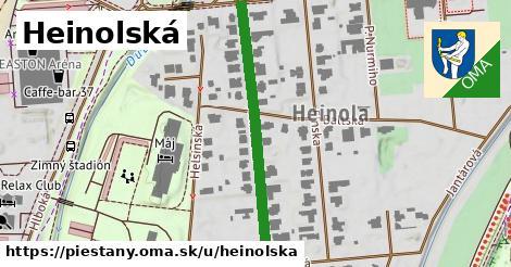 ilustračný obrázok k Heinolská, Piešťany