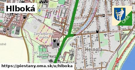 ilustrácia k Hlboká, Piešťany - 1,41km