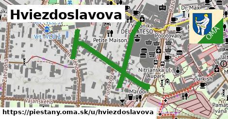ilustračný obrázok k Hviezdoslavova, Piešťany