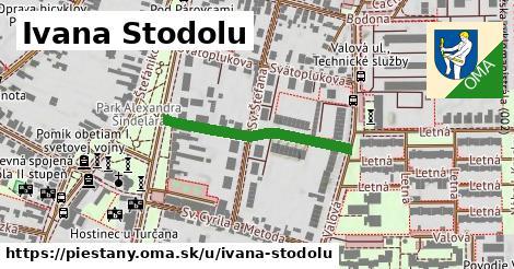 ilustračný obrázok k Ivana Stodolu, Piešťany
