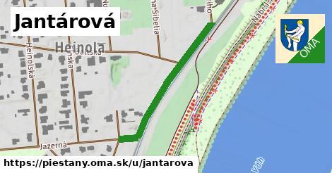 ilustračný obrázok k Jantárová, Piešťany