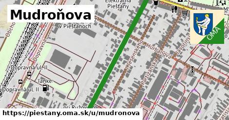 ilustrácia k Mudroňova, Piešťany - 475m
