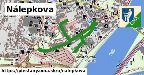 ilustrácia k Nálepkova, Piešťany - 0,71km