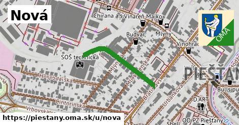 ilustračný obrázok k Nová, Piešťany