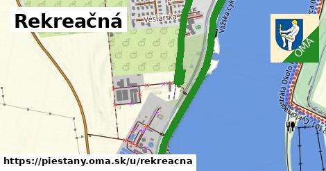 ilustrácia k Rekreačná, Piešťany - 1,66km
