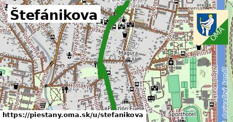 ilustrácia k Štefánikova, Piešťany - 1,64km