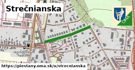 ilustračný obrázok k Strečnianska, Piešťany