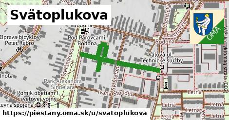 ilustrácia k Svätoplukova, Piešťany - 264m