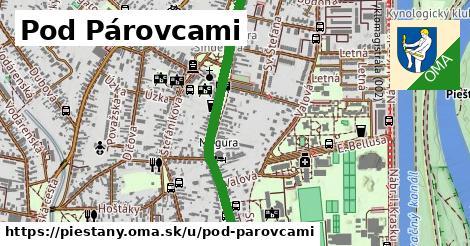 ilustrácia k Pod Párovcami, Piešťany - 2,3km