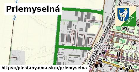 ilustrácia k Priemyselná, Piešťany - 1,67km
