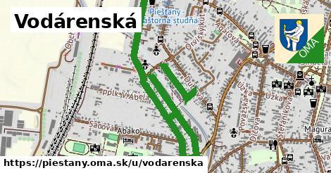 ilustrácia k Vodárenská, Piešťany - 1,89km