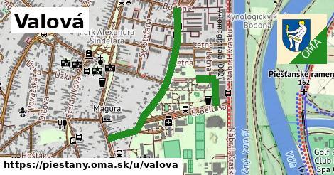 ilustračný obrázok k Valová, Piešťany
