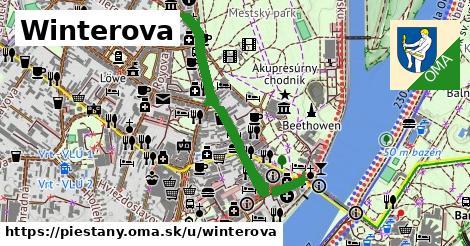 ilustračný obrázok k Winterova, Piešťany