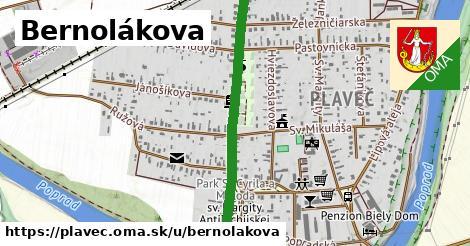 ilustrácia k Bernolákova, Plaveč - 0,88km