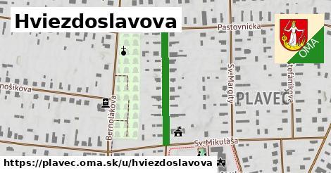 ilustrácia k Hviezdoslavova, Plaveč - 257m