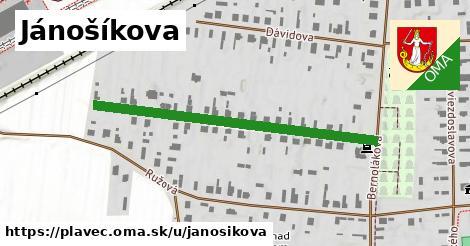 Jánošíkova, Plaveč