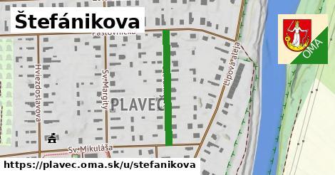 Štefánikova, Plaveč