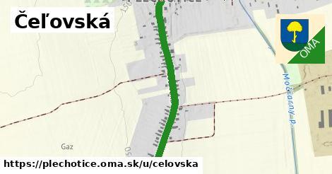 ilustrácia k Čeľovská, Plechotice - 0,77km