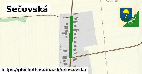 ilustrácia k Sečovská, Plechotice - 226m