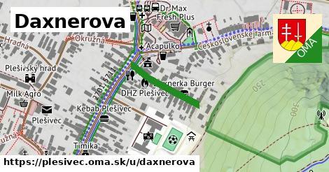 ilustrácia k Daxnerova, Plešivec - 180m