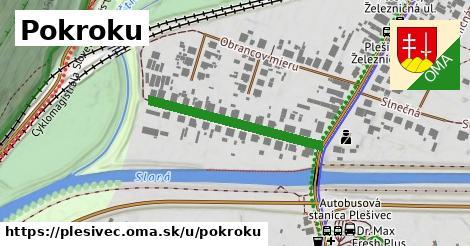 ilustrácia k Pokroku, Plešivec - 285m