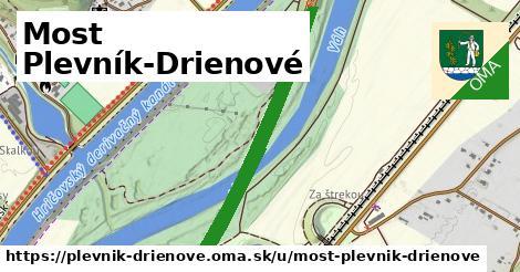 ilustračný obrázok k Most Plevník-Drienové, Plevník - Drienové