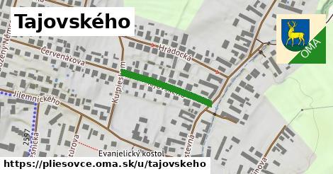 ilustrácia k Tajovského, Pliešovce - 209m