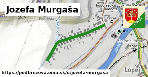 ilustrácia k Jozefa Murgaša, Podbrezová - 360m