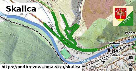 ilustrácia k Skalica, Podbrezová - 1,25km