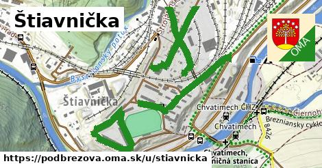 ilustrácia k Štiavnička, Podbrezová - 1,87km