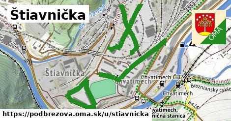 ilustrácia k Štiavnička, Podbrezová - 1,86km