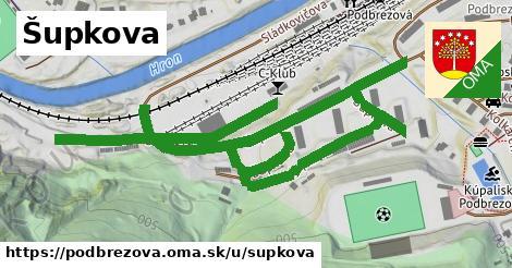ilustrácia k Šupkova, Podbrezová - 0,82km