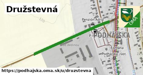 ilustrácia k Družstevná, Podhájska - 431m