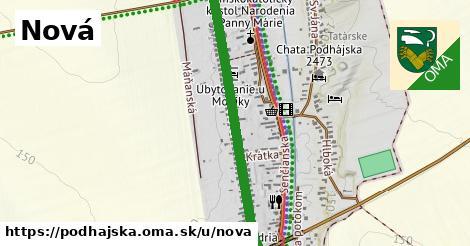 ilustrácia k Nová, Podhájska - 0,85km