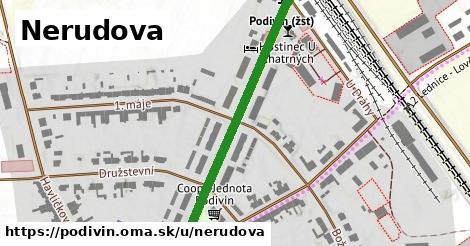 ilustrácia k Nerudova, Podivín - 431m