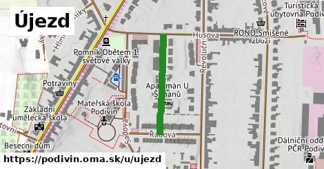 ilustrácia k Újezd, Podivín - 230m