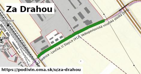 ilustrácia k Za Drahou, Podivín - 400m