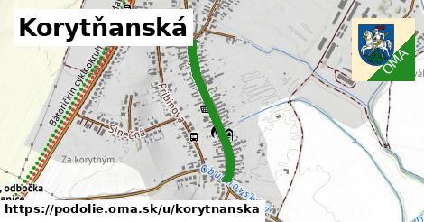 ilustrácia k Korytňanská, Podolie - 522m
