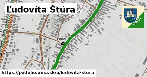 ilustrácia k Ľudovíta Štúra, Podolie - 527m