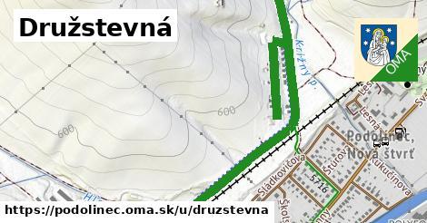 ilustrácia k Družstevná, Podolínec - 522m